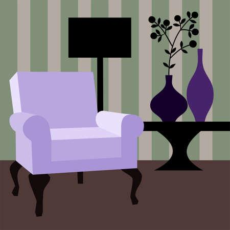 furniture idea: Armchair