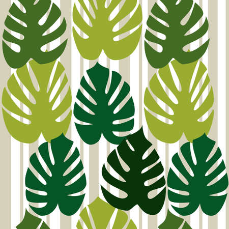 philodendron: Monstera vector background