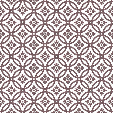 Retro seamless pattern Stock Vector - 7594800