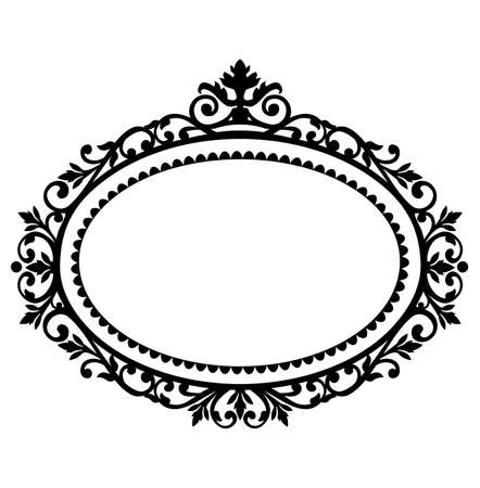 Decorative frame Stock Vector - 8087576