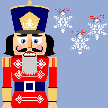Nutcracker background