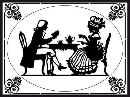 teacup: Tea time