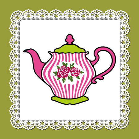 Teapot Illustration