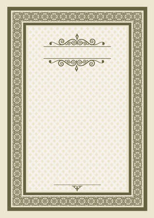 marriage certificate: Diploma template