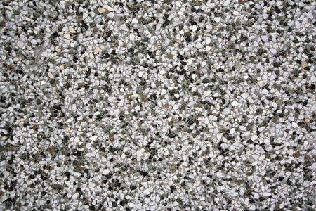 terrazzo material of wall photo