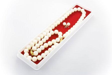 Perls in box