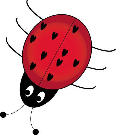 Ladybug Stock Vector - 8710463