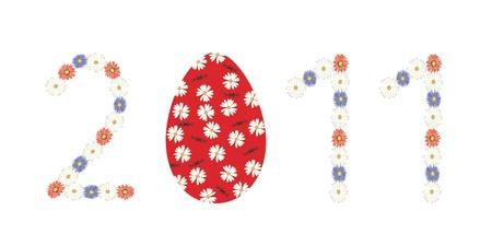 Easter 2011 Illustration