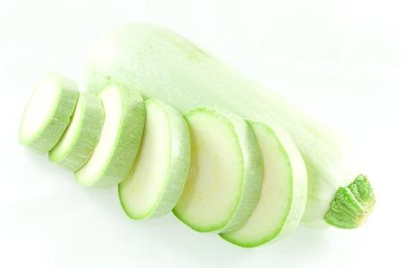 Studio shot of zucchini