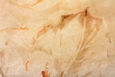 parchment paper background old faded with abstract pattern Stock Photo - 10652176