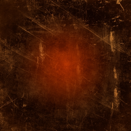 Gloomy vintage texture ideal for retro backgrounds. In dark colors photo