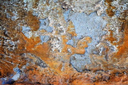 Background old cracked walls of the building - space for text or image Stock Photo - 18214133