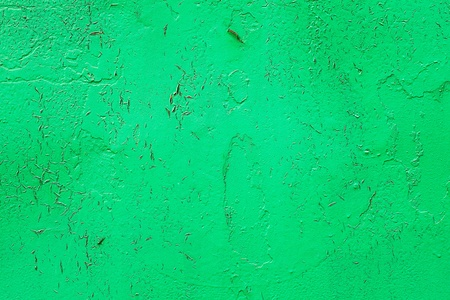 Grunge cracked concrete wall in shades of green Stock Photo - 18248751