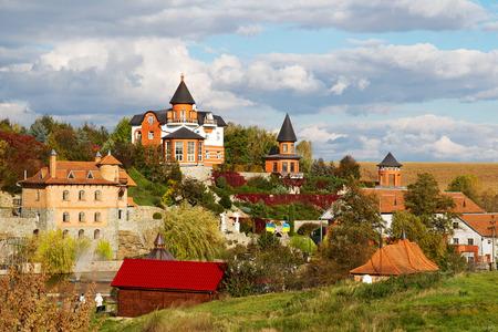 stay beautiful: Hermosos hoteles panor�micas complejos alojarse en el Beeches, Ucrania