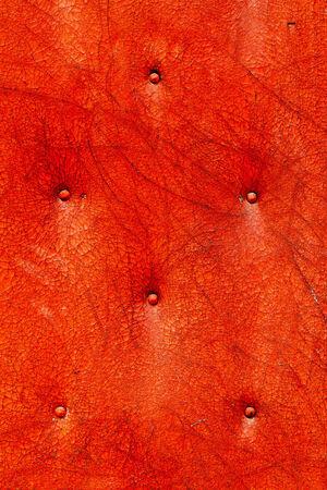 revestimientos: Resumen de antecedentes de recubrimientos viejos grietas y ara�azos la piel pintada con pintura roja destruido. Para inusual dise�o creativo de la vendimia Foto de archivo
