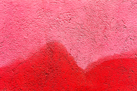 worn structure red: Creative background with beautiful shades of red, cracks and scratches on the concrete. Grungy concrete surface. Great background or texture for your project.
