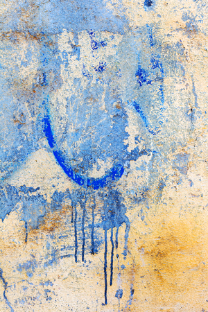 Abstract concrete, weathered with cracks and scratches. Landscape style. Grungy Concrete Surface. Great background or texture. photo