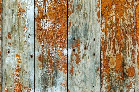 grained: Old wood planks, perfect background for your concept or project.