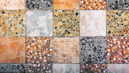 grundge: Abstract authentic background of the old wall is lined with slabs of natural stone