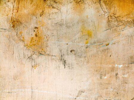 Uitstekende achtergrond, antieke grungeachtergrond of gekraste textuur met verschillende kleurenpatronen