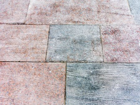 Marble paving slabs of the old, crumbling slabs. Marble texture background, abstract texture for design Stock Photo