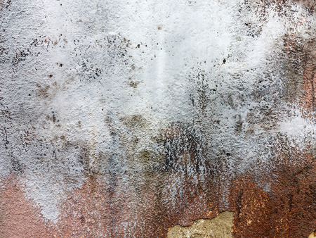 Background of old cracked walls of the building