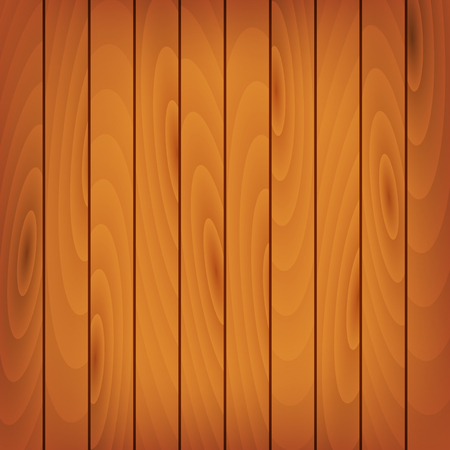 Wood plank background. Wood texture. Vector illustration