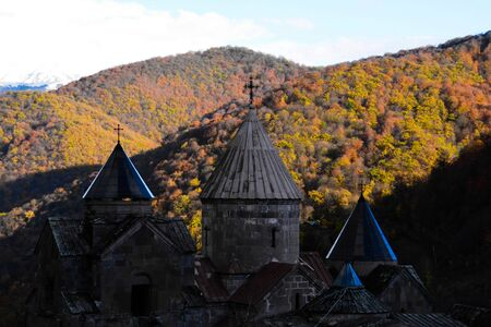 Goshavank is a 12th- or 13th-century Armenian monastery located in the village of Gosh