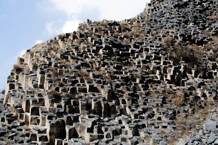 Amazingly beautiful mountain. Symphony of stones