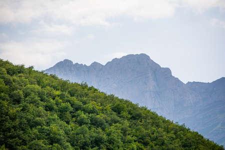 Amazingly beautiful mountain Khustup, Kapan, Armenia