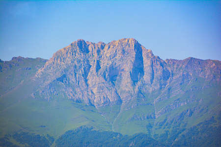 Mount Khustup in Armenia. The height of the mountain is 3201 meters Stock fotó