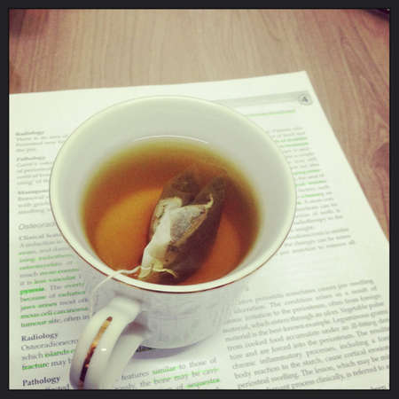 cognition: Research has shown that green tea can help to improve memory and cognition in men.  Stock Photo