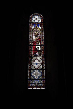 paulus: The abbey of St Peter at Beaulieu-sur-Dordogne has part Romanesque and a part Gothic contruction. Editorial