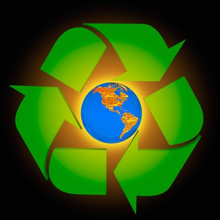 warming up: Global Warming. Protect the Earth.