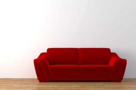 Modern interior  Standard-Bild - 4660363