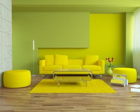 stateroom: Modern urban interior