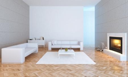 loft living: Modern interior