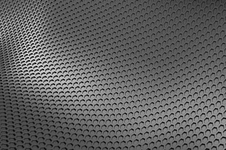 heavy effect: Metal texture background macro shot.
