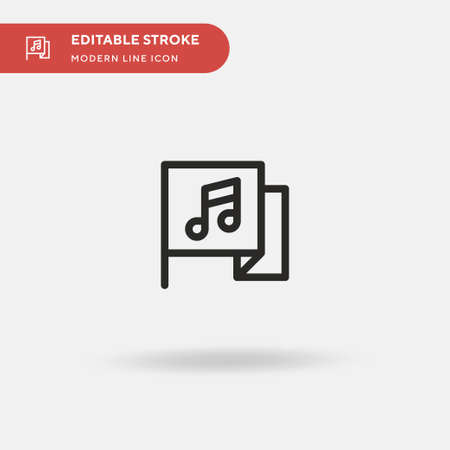 Access Simple vector icon. Illustration symbol design template for web mobile UI element. Perfect color modern pictogram on editable stroke. Access icons for your business project Vectores