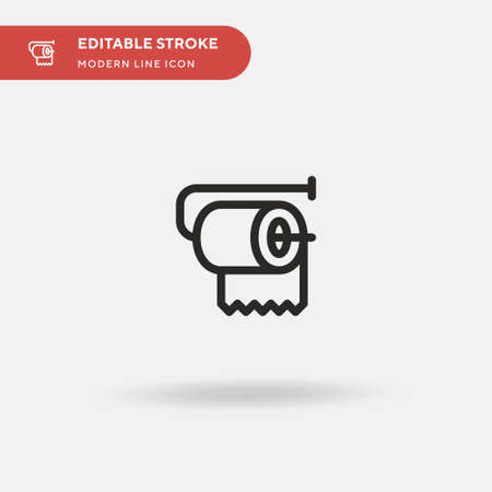 Miscellaneous Simple vector icon. Illustration symbol design template for web mobile UI element. Perfect color modern pictogram on editable stroke. Miscellaneous icons for your business project