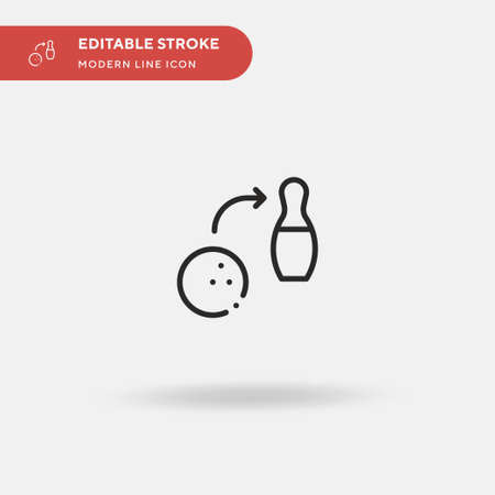 Hook Simple vector icon. Illustration symbol design template for web mobile UI element. Perfect color modern pictogram on editable stroke. Hook icons for your business project