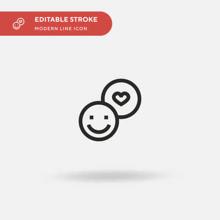 Mdma Simple vector icon. Illustration symbol design template for web mobile UI element. Perfect color modern pictogram on editable stroke. Mdma icons for your business project Vectores