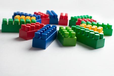 Kids development, Building blocks and construction
