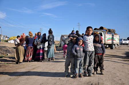 Gypsy neighborhood and gypsy children Editorial