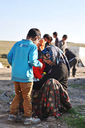 Syrian Refugees from Turkey