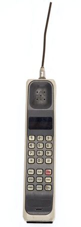 Early 1990's Style Mobile Phone. One of the first models ever made.
