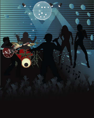 Muziek poster