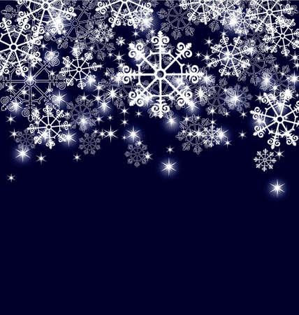styczeń: Abstrakcyjne tÅ'a Christmas  Ilustracja