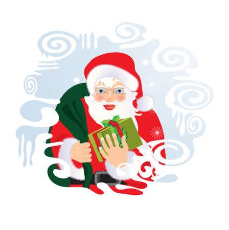 Santa Claus Stock Vector - 7462536