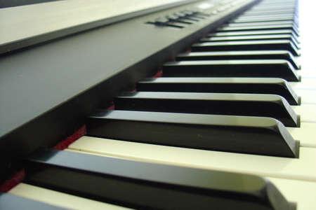 Tastiera elettronica  Archivio Fotografico - 361099